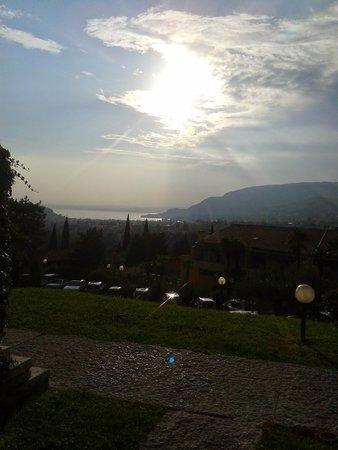 Poiano Resort Appartamenti: view from apartment