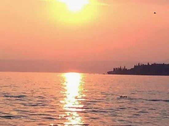 Poiano Resort Appartamenti: view by lake