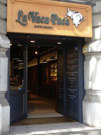 Restaurante La Vaca Paca