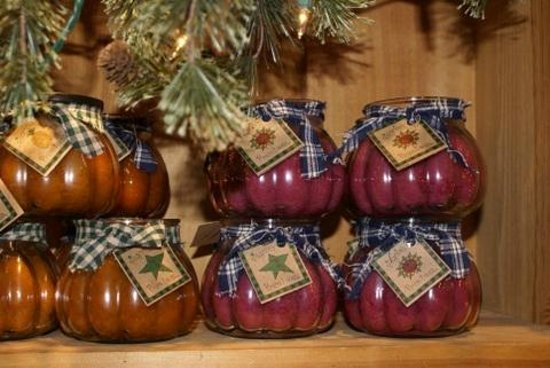 Angevine Farm: Candles