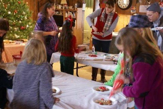 Angevine Farm: Holiday Open House