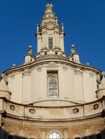 Chiesa di Sant'Ivo alla Sapienza: sant'ivo alla sapienza 1