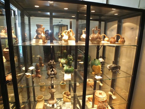 Interactive Interdisciplinary Museum