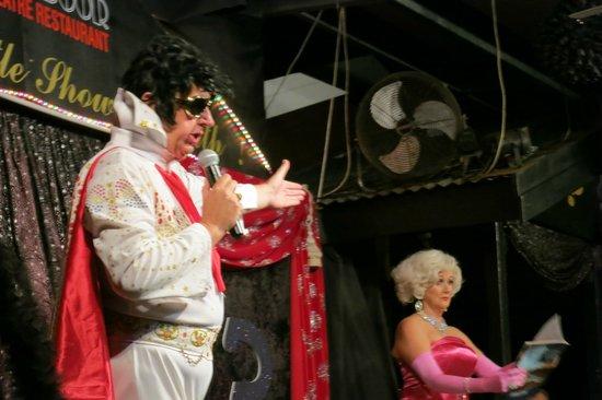 Stage Door: Elvis and Marilyn