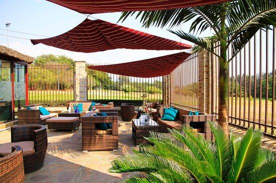 Roca Golf Hotel : Rocks Terrace