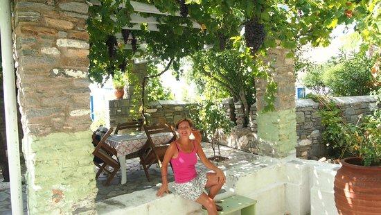 Hotel Aegean Village: le jardin