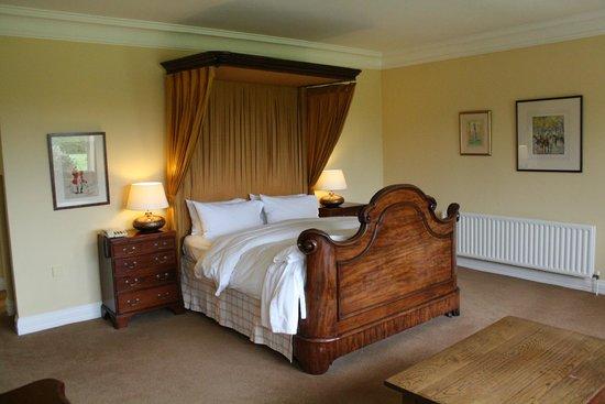 Dunraven Arms Hotel: La chambre