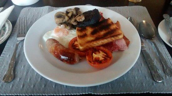 Littletown Farm: Breakfast at Littletown Guest house
