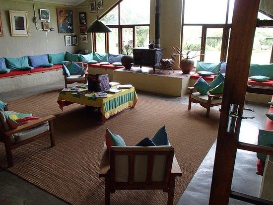 Inkosana Lodge : community-room