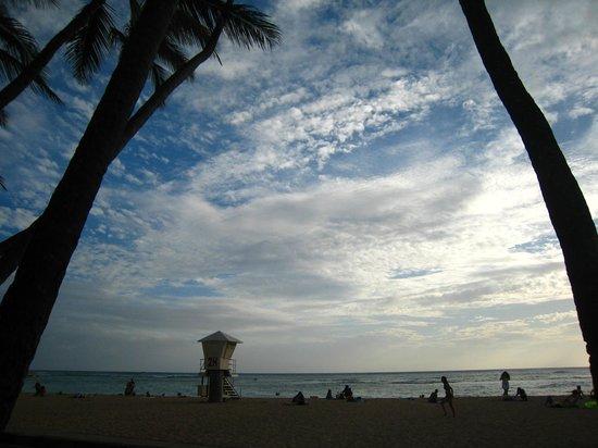 Kaimana Beach: ビーチ