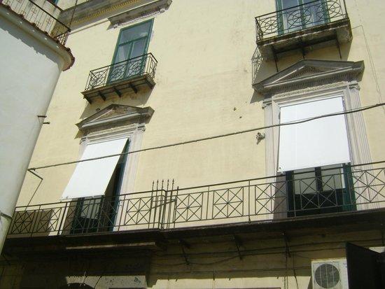 Casa Bormioli: E' al primo piano