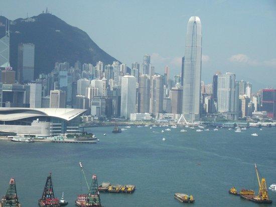 Harbour Grand Hong Kong: Morning view