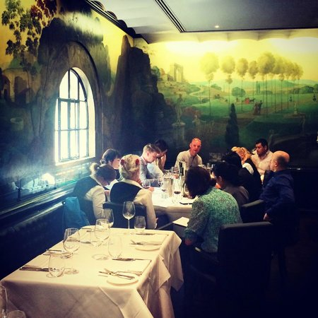 Whistler restaurant tate