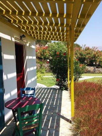 Palatiana Agriturismo - Philoxenia Cottages: La bellissima veranda