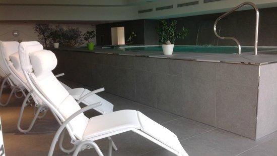 Grand Hotel Ambasciatori: SPA