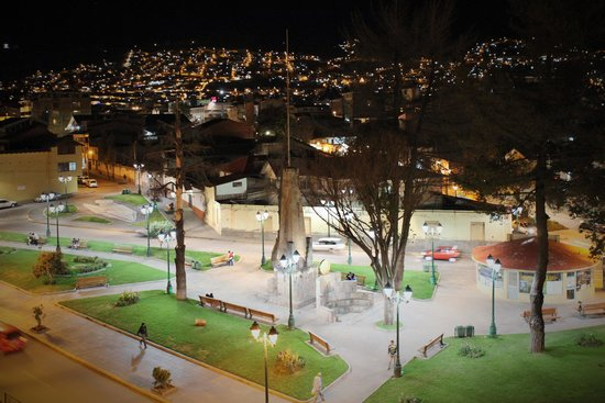 Sonesta Hotel Cusco: View from room