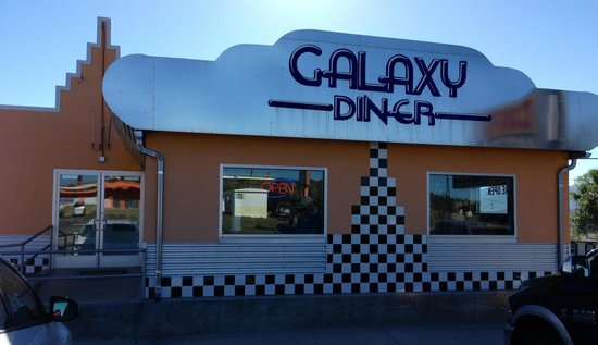 Galaxy Diner: Galaxy of Hatch