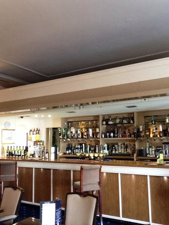 Best Western Lansdowne Hotel: The very we'll stock bar