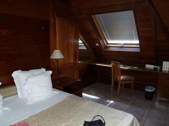Le Saint Alexis Hotel & Spa: chambre
