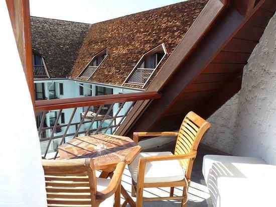 Le Saint Alexis Hotel & Spa: vue