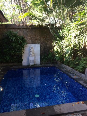 Diwangkara Beach Hotel & Resort: Private Pool Room 121 & 122