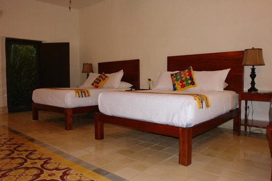 Hotel Posada San Juan: Chambre 3