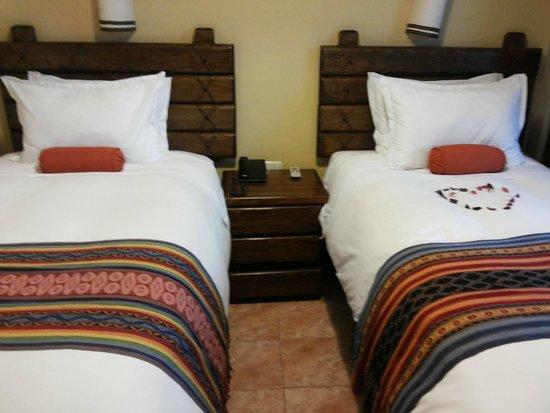 Hotel La Cabana Machu Picchu: Quarto