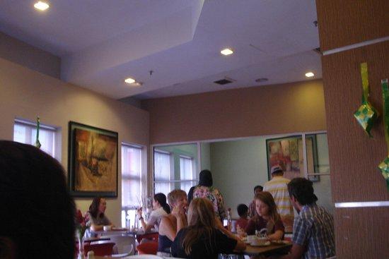 Citin Seacare Pudu Kuala Lumpur: Dining hall /spacious& well lit.