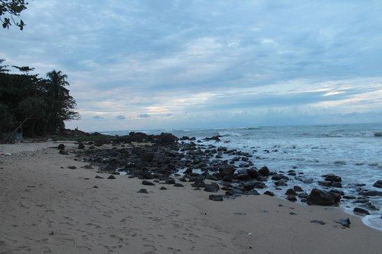 Lanta Marina Resort: La plage