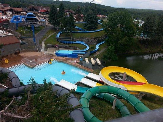 Camelback Resort – Lodge and Aquatopia Indoor Waterpark