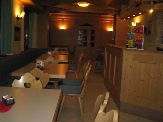 Villa Romagna: angolo bar