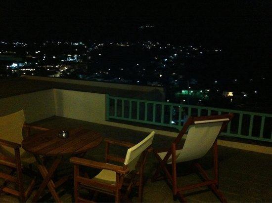 Kampos Home Sifnos : Θέα απο το μπαλκόνι!!