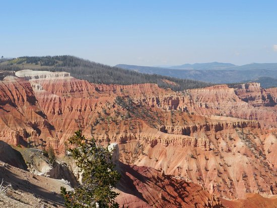 Cedar Breaks National Monument: Another of Southern Utah's scenic wonders