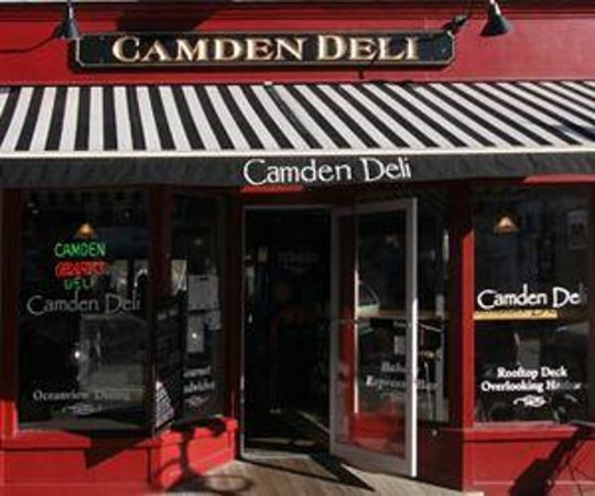 Camden Deli: lunchbreak from shopping