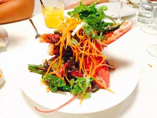 Appetite Palma: Thai lobster