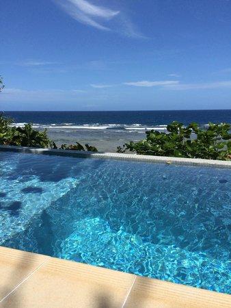 Namale the Fiji Islands Resort & Spa : Private Pool