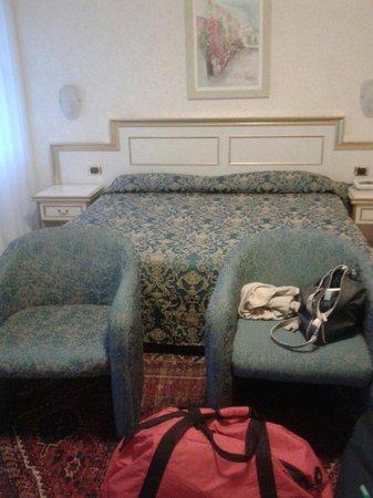 Hotel Terme Internazionale: Stanzq