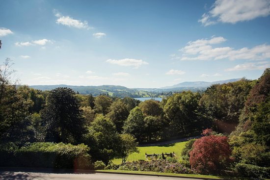 Merewood Country House Hotel: View from Bedroom