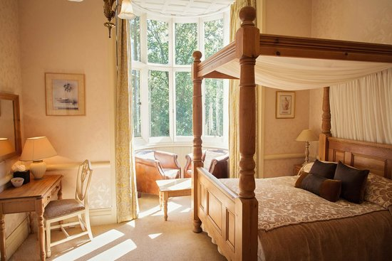 Merewood Country House Hotel: Bedroom 1