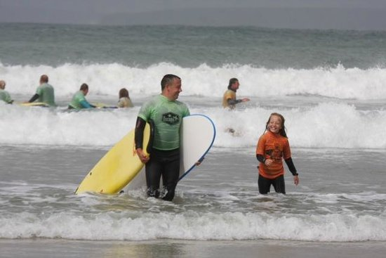 The Escape Surf School: Simply perfect