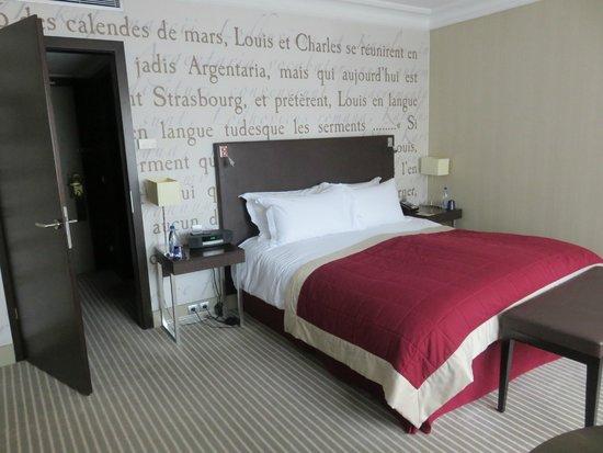 Sofitel Strasbourg Grande Ile: Luxury Room with connecting Door