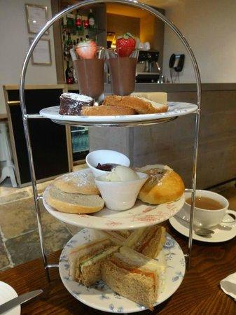 Vanbrugh House Hotel: Afternoon Tea