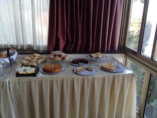 Hotel Cosmomare: La colazione a buffet