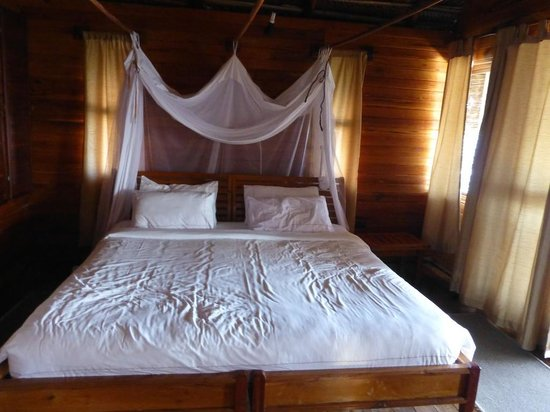 Flamingo Bay Water Lodge: bed room