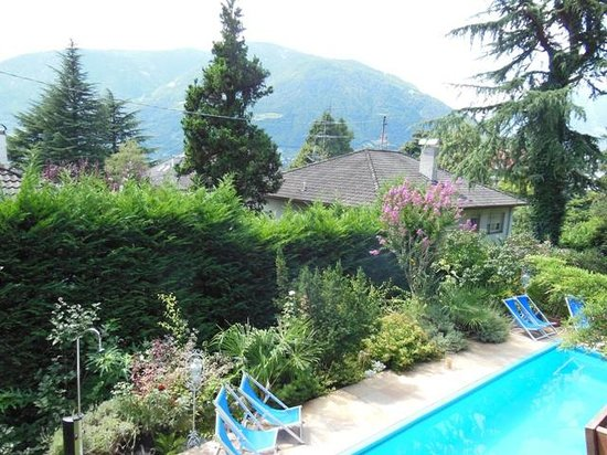 Hotel Garni Aster: vista piscina