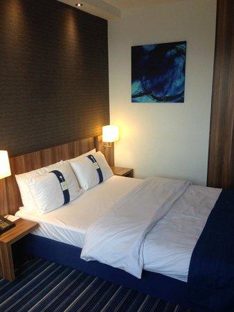 Holiday Inn Express Augsburg: camera
