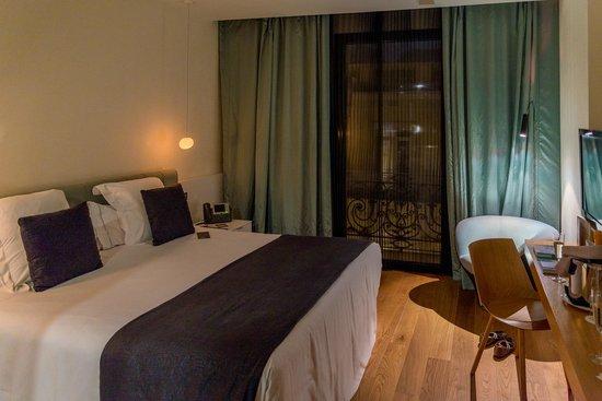Hotel Ohla Barcelona: bedroom