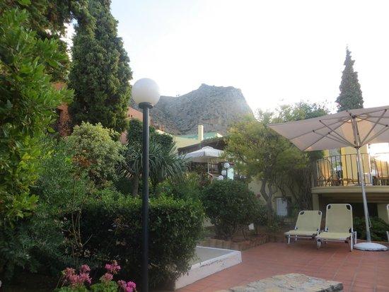 Κoutouloufari Village Holiday Club : Pool area
