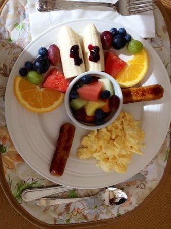 Brigus Seacliff: Breakfast! Yum!