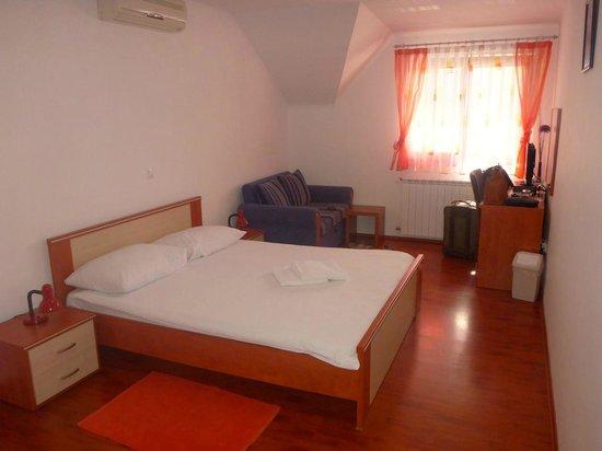 Vila Cancar : simple but comfortable